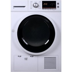 Midea MDC80-C01 Tumble Dryer 8Kg with Condenser | SimosViolaris