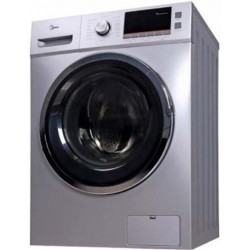 Midea MDC80-CH01S Dryer 8Kg A++ in Silver Color | SimosViolaris