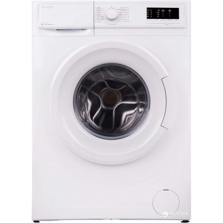 Sharp ES-HFA8123W3 8KG Washing Machine AllergySmart   SimosViolaris