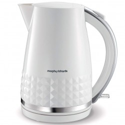Morphy Richards Dimensions White Kettle 108263 | SimosViolaris